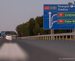 Autostrada A2 z nowym fragmentem. Otwierają odcinek od węzła Lubelska do Mińska Mazowieckiego
