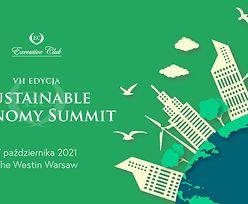 """7 października 2021 w Hotelu The Westin Warsaw odbędzie się VII edycja """"Sustainable Economy Summit"""""""