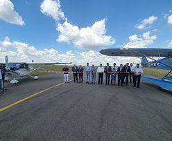 W Polsce powstało nowe lotnisko. Dołożyła się fabryka mebli