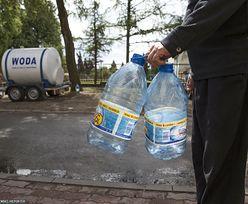 W upały zostali bez wody. Sanepid wydał wreszcie zgodę, ale woda nadal nie spełnia norm
