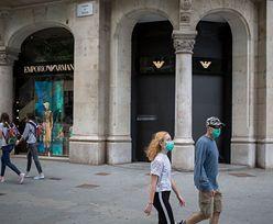 Koronawirus. Rząd hiszpański ogranicza działanie barów i klubów. Zakazuje też palenia na ulicy