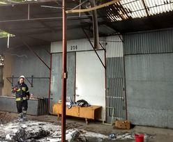 Dramat w Łęknicy. Pożar, zamknięta granica i ludzie bez pieniędzy