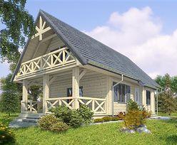 Drewniane domy to sposób na kryzys - przekonują producenci. W Polsce mają niebawem stanąć całe osiedla