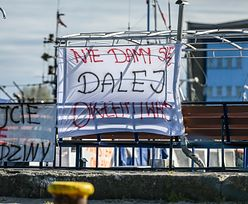 Protest armatorów. Drogi w miastach portowych zablokowane