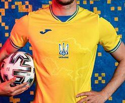 Euro 2020. Ukraina pokazała wzór koszulek. Moskwa oburzona