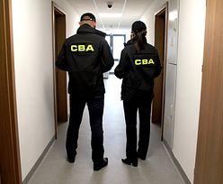 CBA zatrzymuje. Grupa żądała łapówek, naiwni płacili