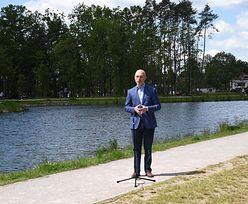 """""""Moja woda"""". Minister klimatu: na program przeznaczymy 100 mln złotych"""