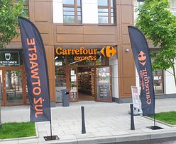 Carrefour szykuje zwolnienia grupowe. 400 osób straci pracę