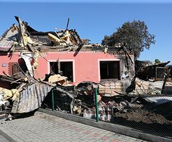 Pożar w Nowej Białej. Rządowe pieniądze dla pogorzelców trafią na konto gminy