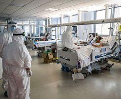 Koronawirus. Nowe dane. Liczba zgonów znowu wyższa. COVID-19 wciąż zabija Polaków