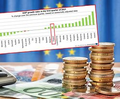 Polska średniakiem w UE pod względem PKB. Wraca marzenie o drugiej Irlandii