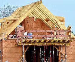 Polacy budują coraz większe domy. Chętniej sięgamy też po drewno