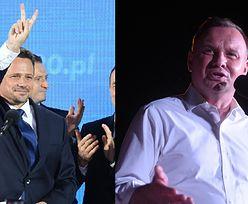 Obietnice wyborcze. Kandydaci są przeciw podnoszeniu podatków. W przeszłości obaj brali się za podwyżki