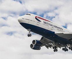 COVID-19. British Airways testuje ultraszybkie testy. Wynik już po 25 sekundach