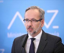 Ministerstwo zdrowia podaje nowe dane. Minister zdrowia mów o możliwych scenariuszach