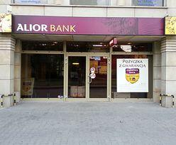 Alior Bank z rekordową stratą. Przez koronawirusa jest ponad pół miliarda złotych na minusie
