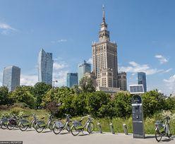 Veturilo w Warszawie. Gdzie są stacje?