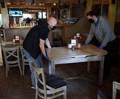 Kolejny etap odmrażania gospodarki. Otwarcie restauracji i barów. Oto zasady