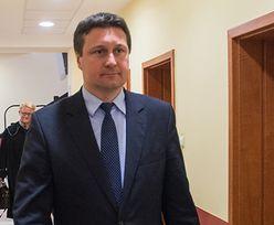 Łukasz Zbonikowski odwołany. Prezesem WZI w Dęblinie był tydzień. Odprawy nie będzie