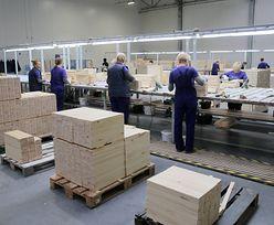 Fabryki Mebli Forte ze stratą. Koronawirus wymusił czasowe wstrzymanie produkcji