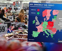 Polska samotnym liderem w Europie. Ceny nigdzie tak nie rosną jak u nas
