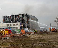 Serwerownia OVH spłonęła. Spore utrudnienia w polskim internecie