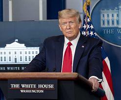 Donald Trump nie chce udostępniać zeznań podatkowych. Prokurator poszerza żądania