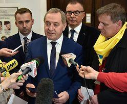 Zagłosował wbrew Kaczyńskiemu, został odsunięty. Henryk Kowalczyk dostał drugą szansę