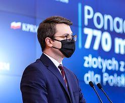Polski Ład. Piotr Mueller: dla 90 proc. Polaków będzie on korzystny lub neutralny