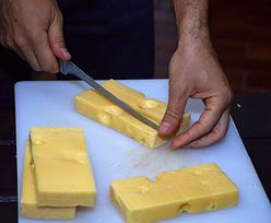 Wyrzuć ten ser. GIS ostrzega przed bakteriami