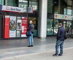 Banki zniechęcają klientów do wizyt. Tradycyjna obsługa za dużo kosztuje, więc prowizje rosną