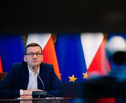 """""""Polska przejdzie przez kryzys suchą stopą"""". Premier w Sejmie mówi o epidemii w Polsce"""