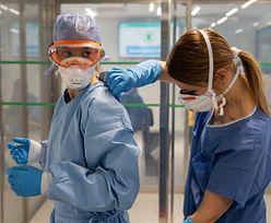 Koronawirus. 10 tys. zł dodatku należy się każdemu lekarzowi walczącemy z Covid-19
