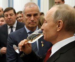 Zemsta Władimira Putina. Francuski szampan nie będzie w Rosji szampanem