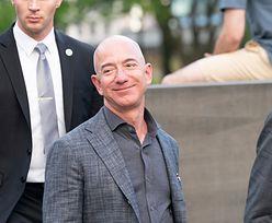 To był dobry dzień dla najbogatszych. Majątek Jeffa Bezosa urósł o 13 mld dol.