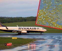 Porwany samolot Ryanaira. Maszyny będą najpewniej omijać Białoruś przez długie lata