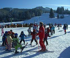 Ferie 2021. Zakaz nie jest wyrażony wprost, ale stoki i trasy narciarskie będą zamknięte