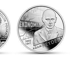 Polski ekonomista Adam Heydel na monecie. NBP zapowiada emisję