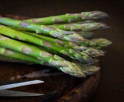 Droga zdrowa dieta. Cena szparagów mocno w górę