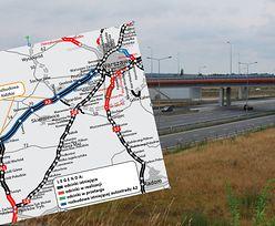 A2 zostanie poszerzona. Trzy pasy w obu kierunkach przez ponad 46 km