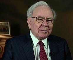 """Warren Buffet odchodzi z fundacji Gatesów. """"Moja obecność nie jest już potrzebna"""""""