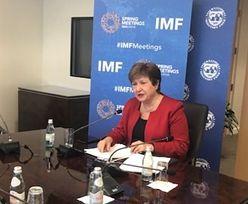Szefowa MFW ostrzega: kryzys wywołany Covid-19 gorszy od Wielkiej Depresji