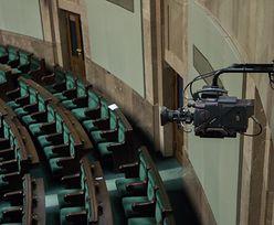 Sejm. Koronawirus przetrzebił szeregi kierowców