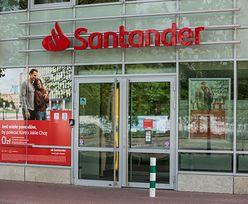 Santander pokazał wyniki. Bank zarobił miliard złotych mniej