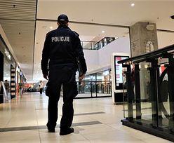 Ochrona aresztuje policję. Sklepową złodziejkę wyrzucą ze służby