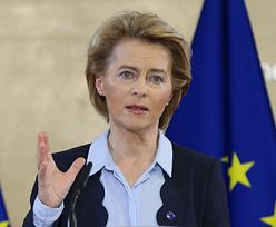 Ursula von der Leyen odpowiada na ultimatum Borisa Johnsona