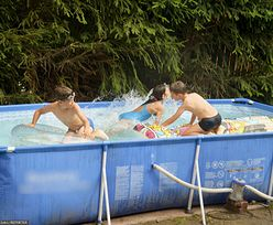 Takie baseny ogrodowe kupują dziś Polacy. Te dmuchane to już przeszłość