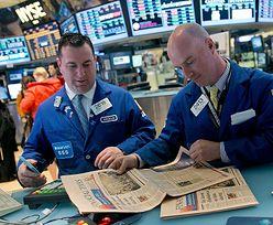 Rekord na Wall Street. Akcje dwa razy droższe niż w szczycie koronakryzysu