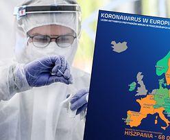 Koronawirus w Polsce i Europie. Niemcy mają mniej chorych niż Polska, Hiszpania i Belgia wciąż z problemami