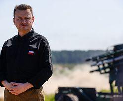"""Polska się zbroi, Błaszczak idzie na zakupy. """"Sprzęt sprawdził się w wojnach na wschodzie"""""""